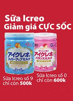 Sữa irec